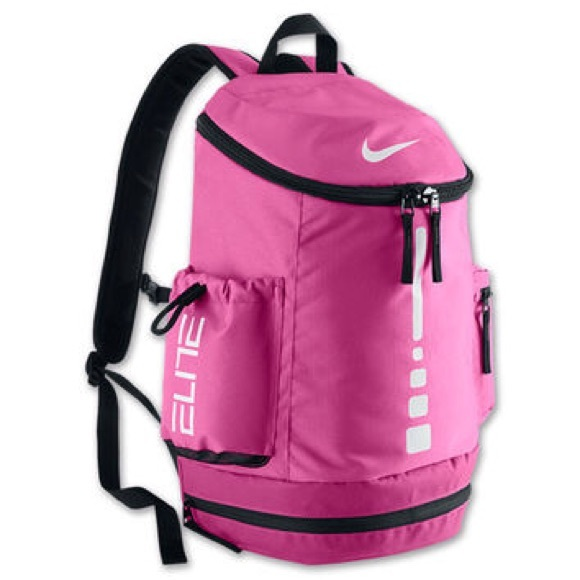 bdb6a095a4 Nike Elite Pink Backpack ! Very good condition ! M 5a8d1aa6077b976a7b1d6067